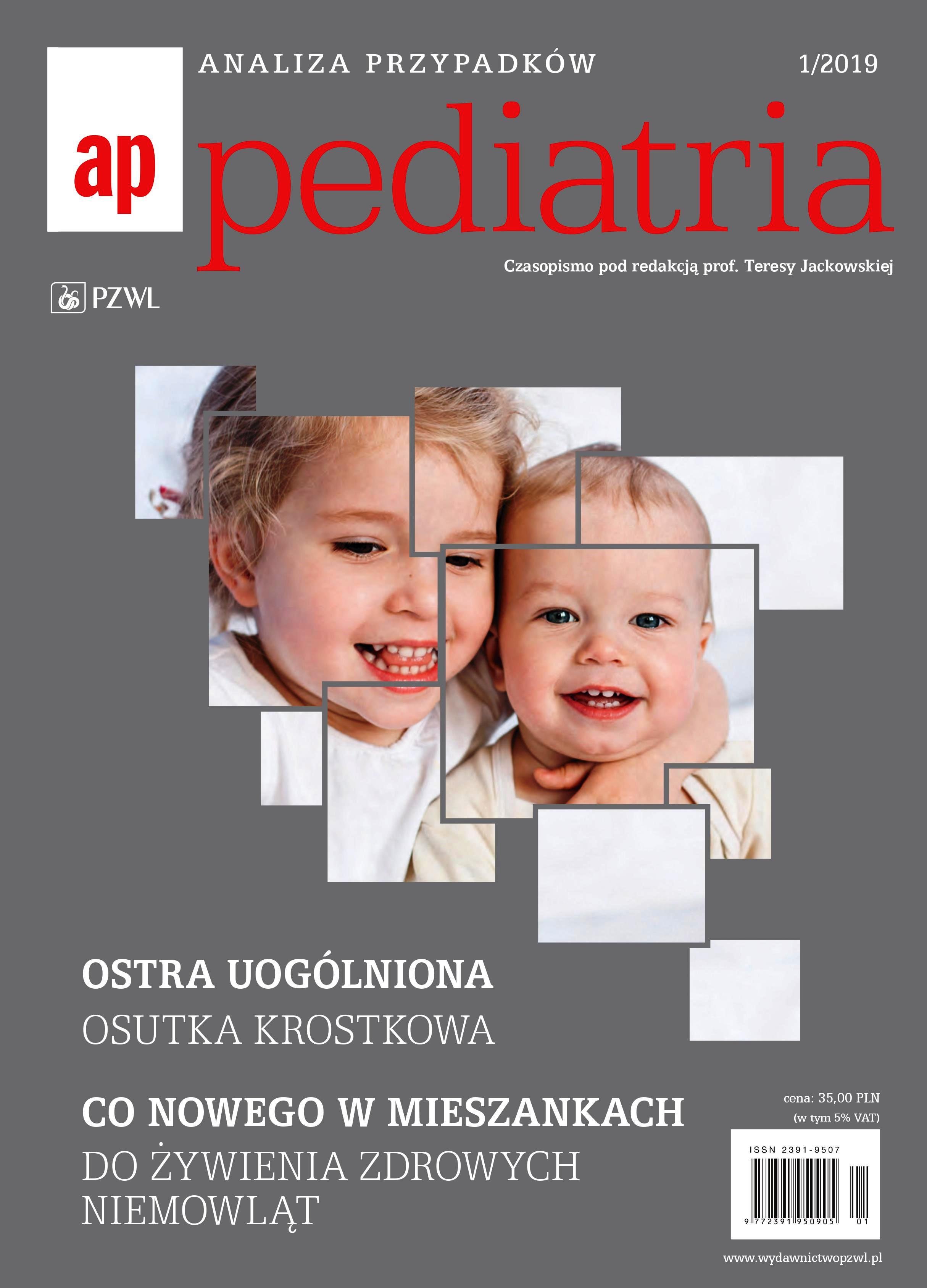 AP Pediatria 01'2019